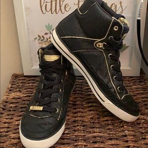 G by GUESS high top shoes